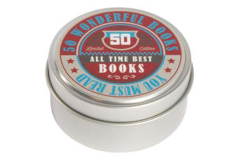 Tabletop Trivia in a Tin - 8 Themes to Choose from! - All-time Best Books