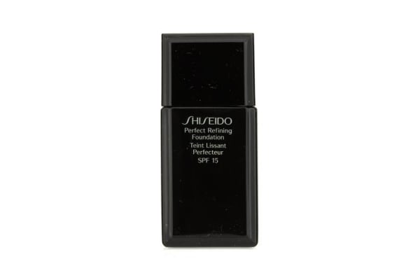 Shiseido Perfect Refining Foundation SPF15 - # O20 Natural Light Ochre (30ml/1oz)