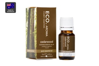 ECO. Aroma Cedarwood Essential Oil (10mL)