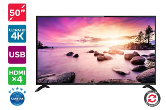 "Refurbished Kogan 50"" 4K LED TV (Series 8 JU8000)"