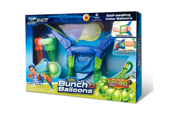 Zuru Bunch O Balloons Sling Shot with Balloons