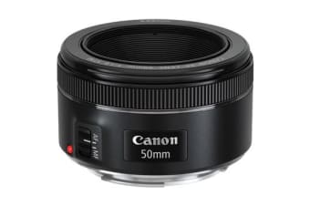 New Canon EF 50mm f/1.8 STM Lens (FREE DELIVERY + 1 YEAR AU WARRANTY)