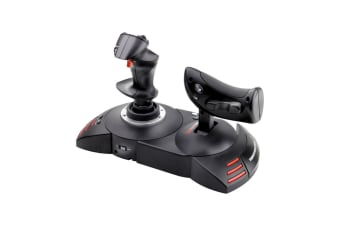Thrustmaster 4160543 T Flight Hotas X Joystick PC/PS3
