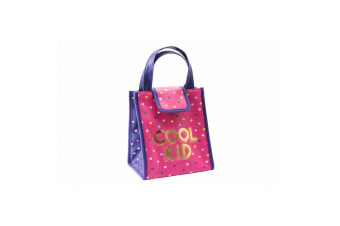 Sweet Tooth Childrens/Girls Cool Kid Cool bag (Pink/Purple)