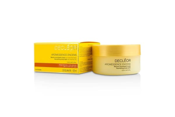 Decleor Aromessence Encens Nourishing Body Balm - For Dry To Very Dry Skin (125ml/3.9oz)