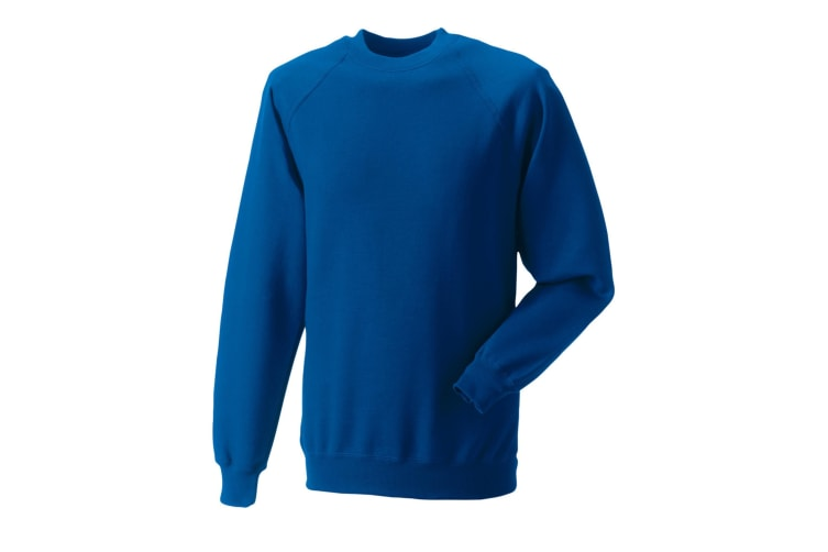 Russell Classic Sweatshirt (Bright Royal) (3XL)