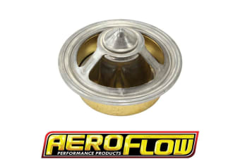 Aeroflow Hi Flow Thermostat 160 Deg F Hi Perf Ford, Chev, Holden Etc