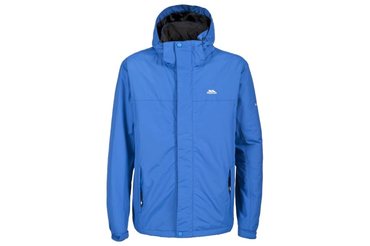 Trespass Mens Donelly Waterproof Padded Jacket (Electric Blue) (S)