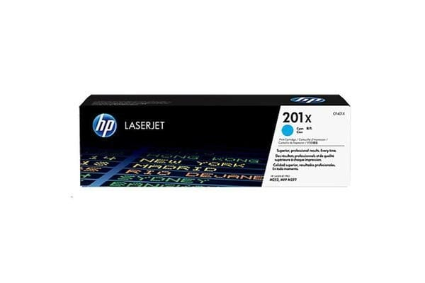 HP Toner 201X Cyan CF401X (2300 pages)