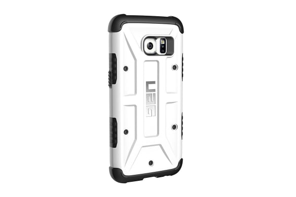 UAG Military Standard Armor Case for Galaxy S7 (White)