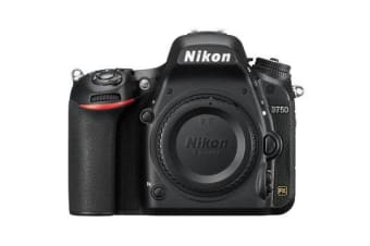 New Nikon D750 DSLR 24MP Body Black (FREE DELIVERY + 1 YEAR AU WARRANTY)