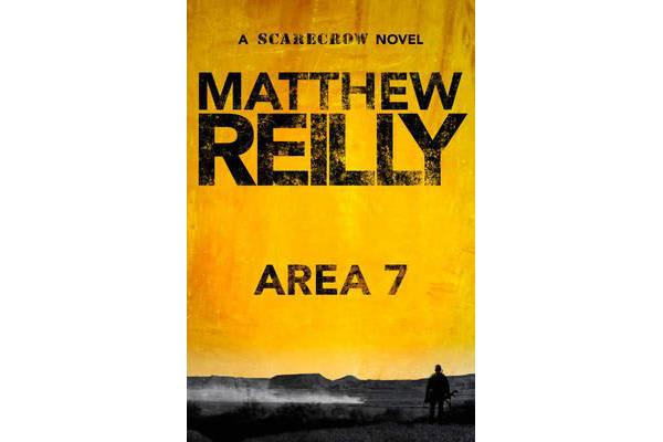 Area 7 - A Scarecrow Novel 2