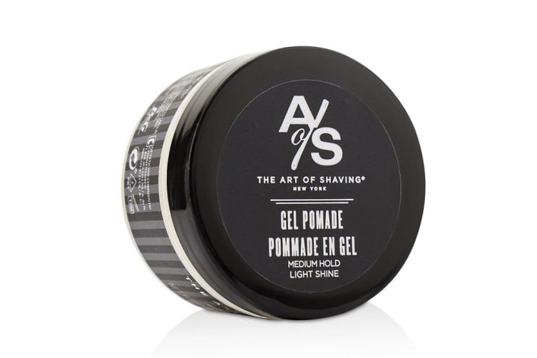 The Art Of Shaving Gel Pomade (Medium Hold, Light Shine) 57g