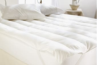 Royal Comfort Duck Feather Down Mattress Topper