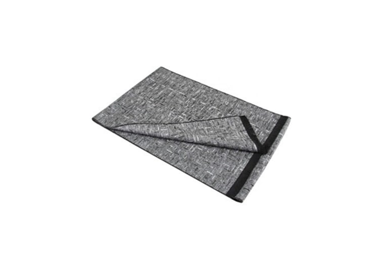 Men'S Scarf Warm And Thicker Chequered Cotton Scarf In Autumn And Winter - 10 Grey 180Cm