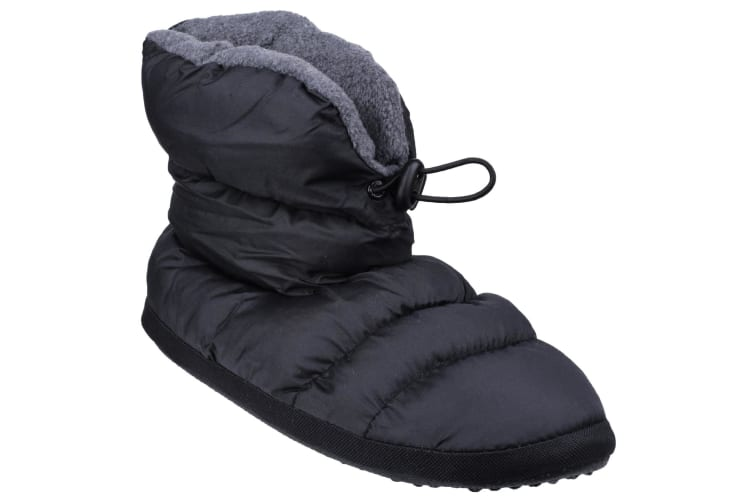 Cotswold Womens/Ladies Camping Booties (Black) (Large)