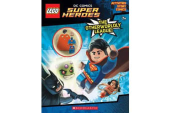 LEGO DC Super Heroes Activity Book - #1: The Otherworldly League!