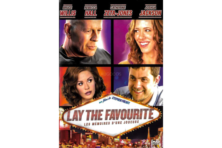 Lay The Favourite -Comedy Region 2 Rare- Aus Stock DVD Preowned: Excellent Condition