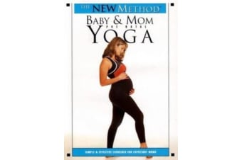 The New Method - Baby And Mum Pre Natal Yoga - Rare- Aus Stock DVD NEW
