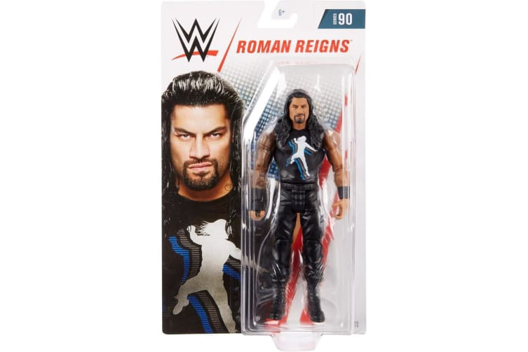 WWE 6-inch Basic Figure Series 90 Roman Reigns