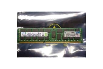 HP Genuine Spares 8GB DDR3 1333MHz 10600R-9 2RX4 RDIMM 1.35V