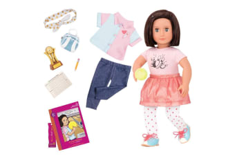 Our Generation Everly Doll - A Love Of Bowling