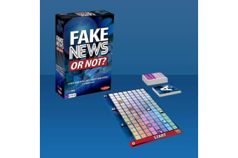 Fake News Or Not? Fun Trivia Party Game