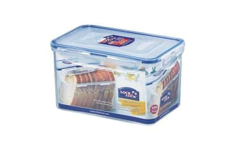 Lock & Lock Classic Rectangular Tall Container 1.9L