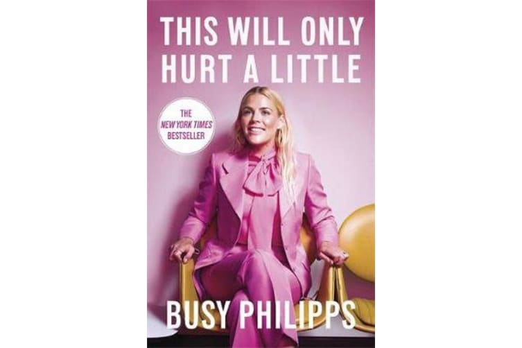 This Will Only Hurt a Little - The New York Times Bestseller