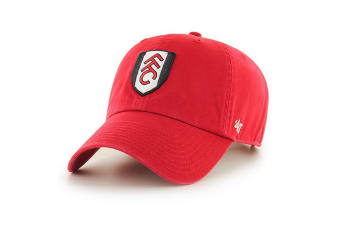 Fulham FC Red Cap (Red) (One Size)