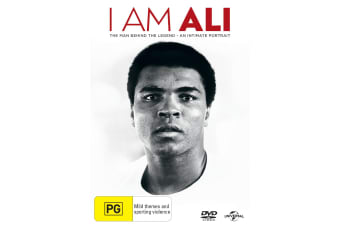 I Am Ali DVD Region 4