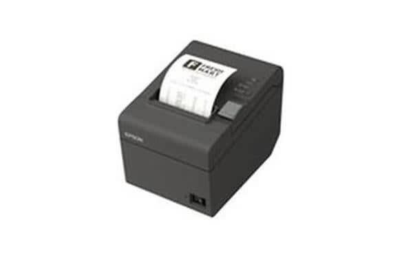 EPSON TM-T20 USB POS THERMAL RECEIPT PRINTER (includes PSU and IEC cable)