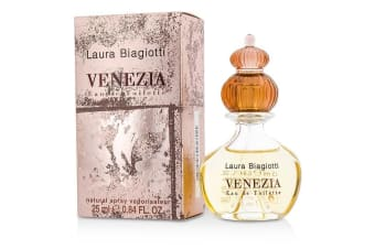 Laura Biagiotti Venezia Eau De Toilette Spray 25ml