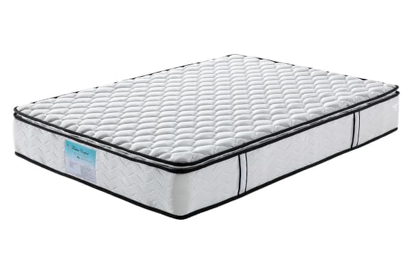 Memory Foam Pillowtop Mattress (Double)