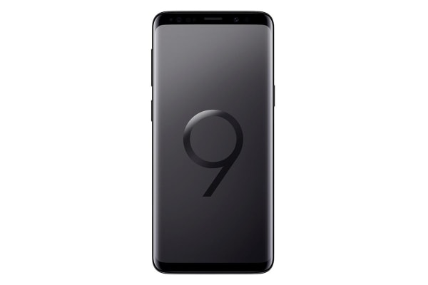 Samsung Galaxy S9 Dual SIM (64GB, Midnight Black)