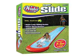 Wahu Super Slide Single - 7.5m