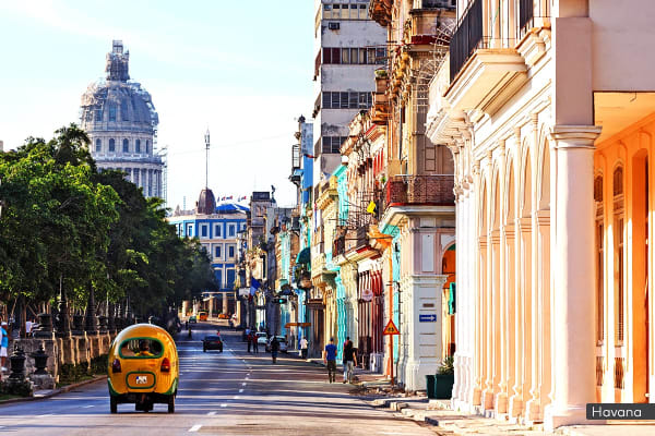 CUBA: 9 Day Captivating Cuba Tour Including Flights For Two
