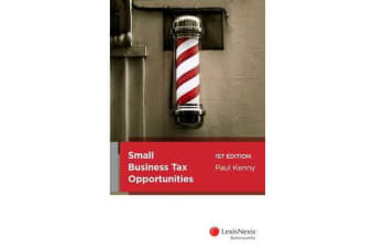Small Business Tax Opportunities