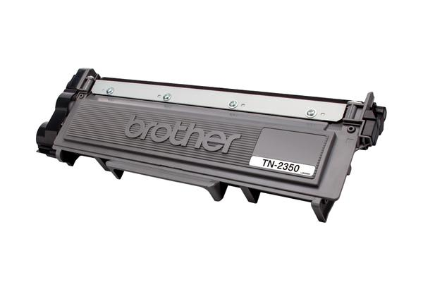 Brother TN-2350Black Toner 2600 Pages, High Yield