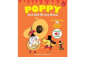 Poppy and the Brass Band - With 16 musical instrument sounds!