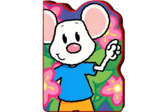 Mouse Mischief - Snappy Shaped Board Books