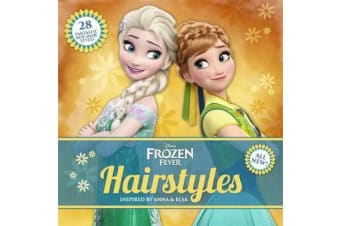 Disney Frozen Fever Hairstyles - Inspired by Anna and Elsa
