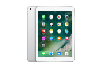 Apple iPad 2017 (32GB, Wi-Fi, Silver)