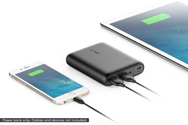 Anker PowerCore 13000mAh Power Bank A1215H11 (Black)