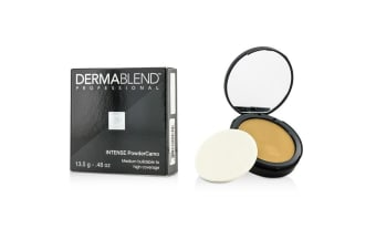 Dermablend IIntense Powder Camo Compact Foundation (Medium Buildable to High Coverage) - # Olive 13.5g