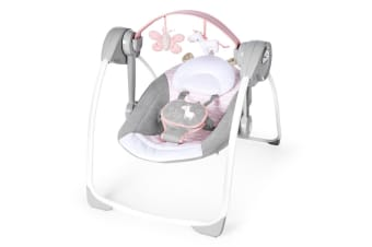Ingenuity Swing Baby Chair Audrey PS Update