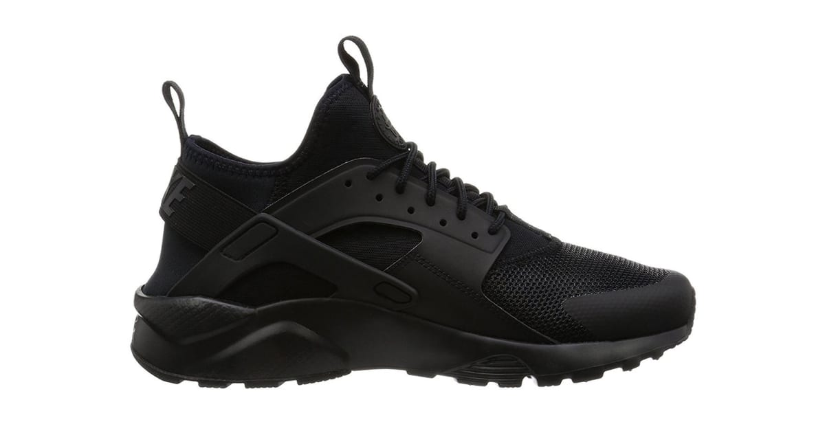6147394e83d1 Nike Men s Air Huarache Run Ultra Running Shoe (Black Black