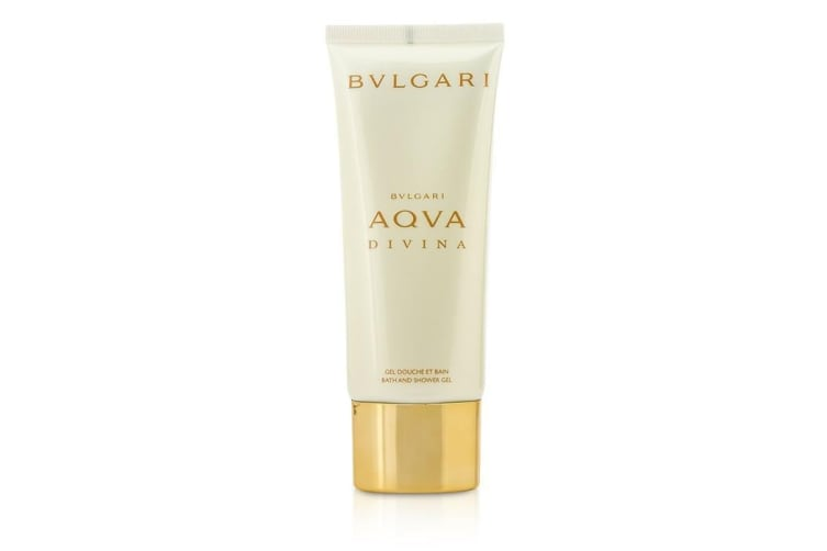 Bvlgari Aqva Divina Bath & Shower Gel 100ml