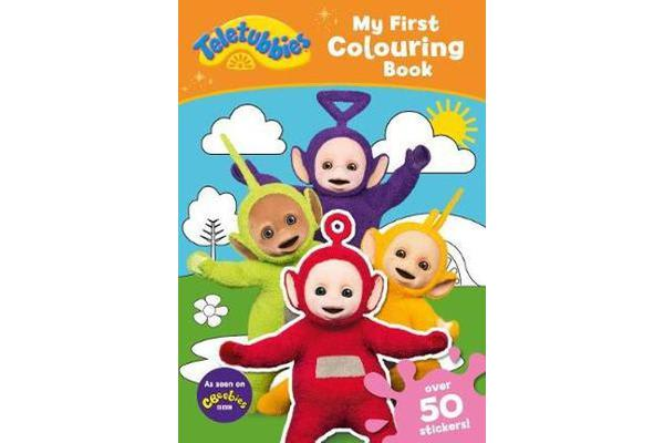 Teletubbies - My First Colouring Book