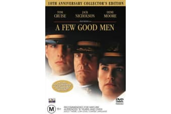 A Few Good Men DVD Region 4